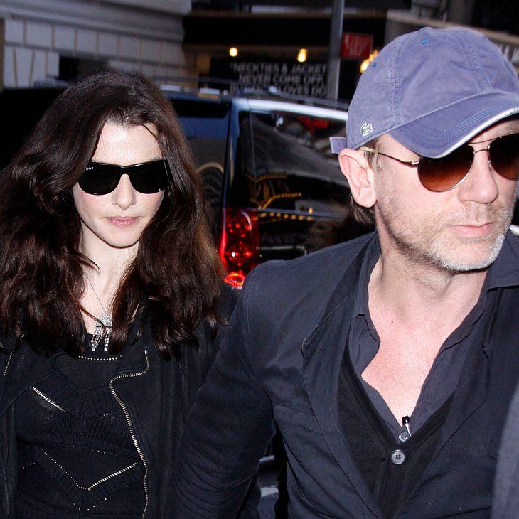 Daniel Craig & Rachel Weisz: Erster Auftritt als Ehepaar