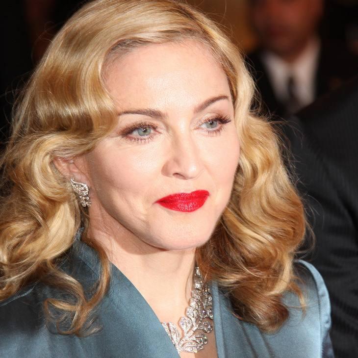 Madonna verschiebt Welt-Tournee