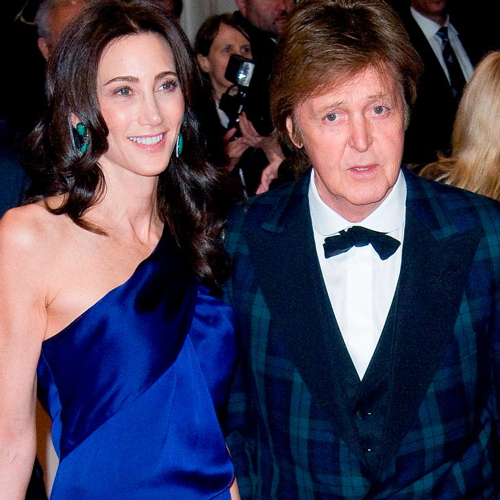 Paul McCartney: 650.000 US-Dollar Verlobungsring
