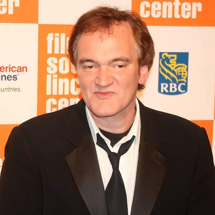 Quentin Tarantino denkt über Kinder nach