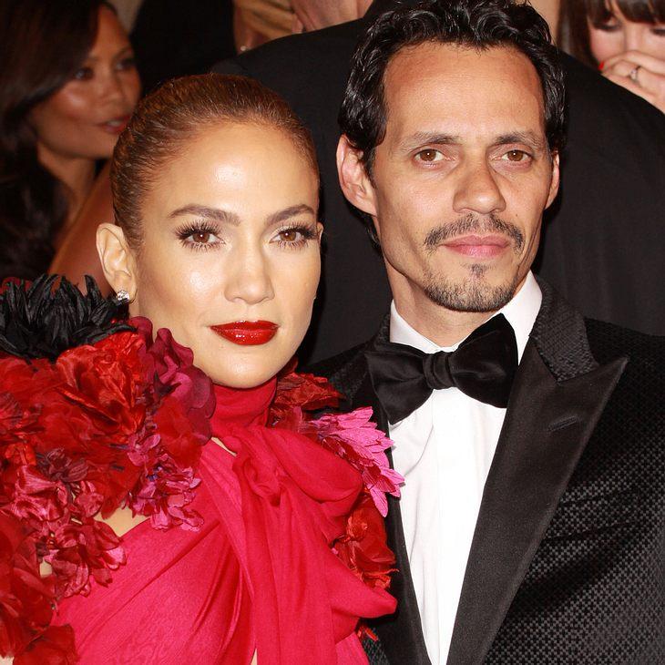 Jennifer Lopez hat für Ehe mit Marc Anthony gekämpft