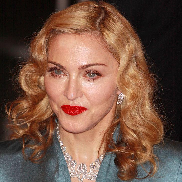 """Madonna findet sich nicht """"unappetitlich"""""""