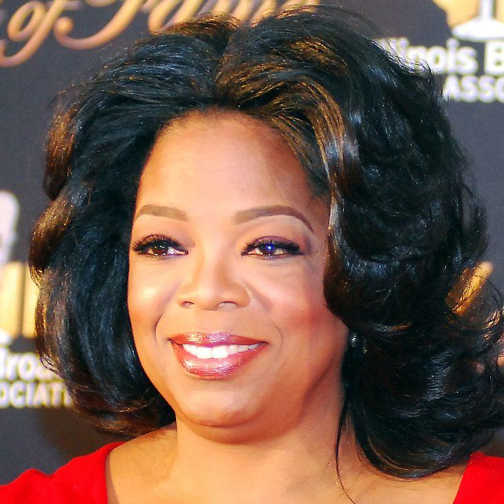Oprah Winfrey: In Afrika geehrt