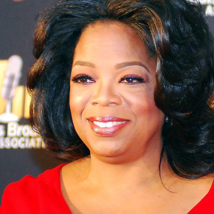Oprah Winfrey: Tränen bei Oscar-Ehrung