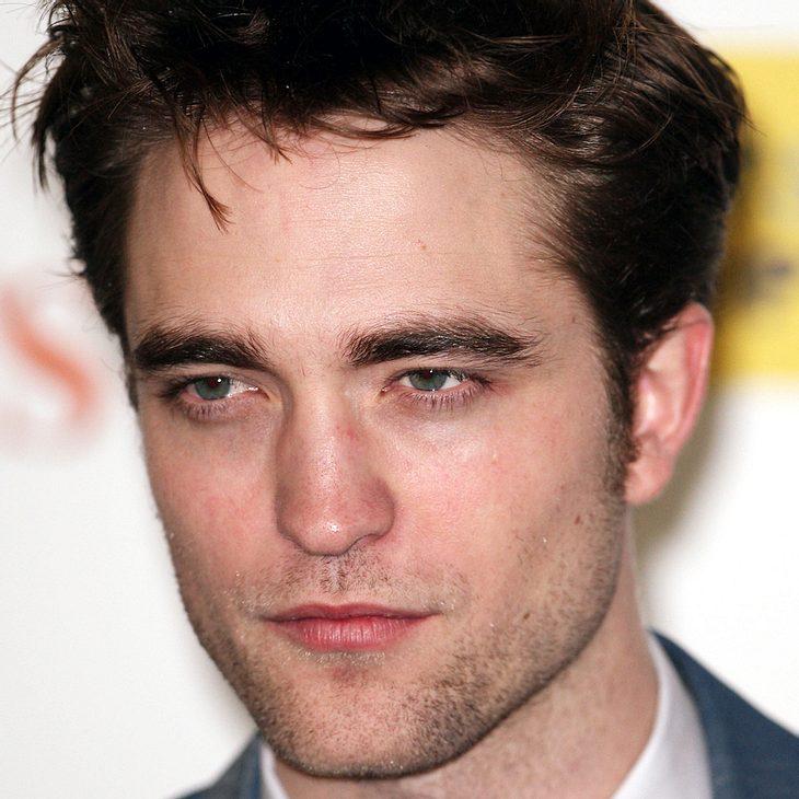 Robert Pattinson: Angriff abgewehrt