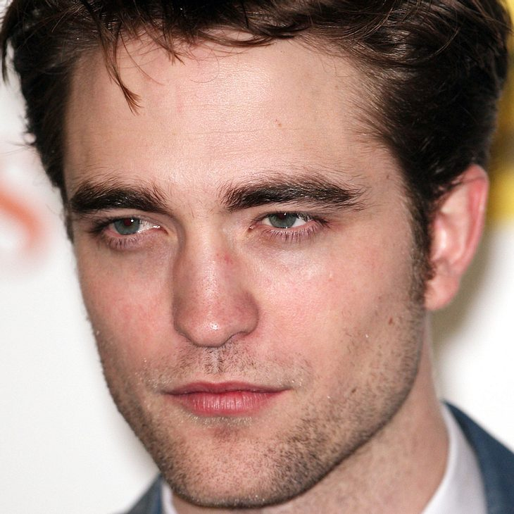 "Robert Pattinson: Beruhigungstabletten vor ""Twilight""-Casting"