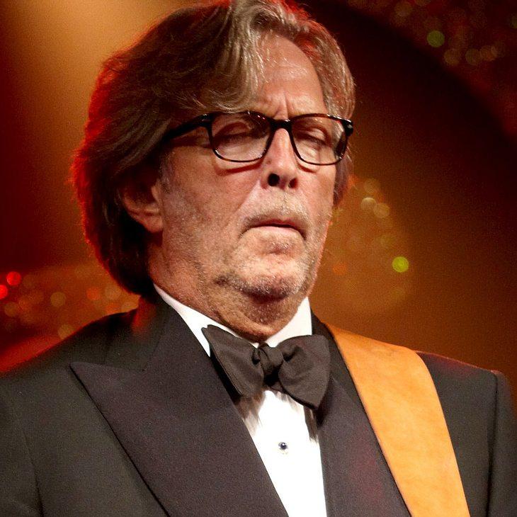 Eric Clapton & Keith Richards: Gemeinsamer Auftritt