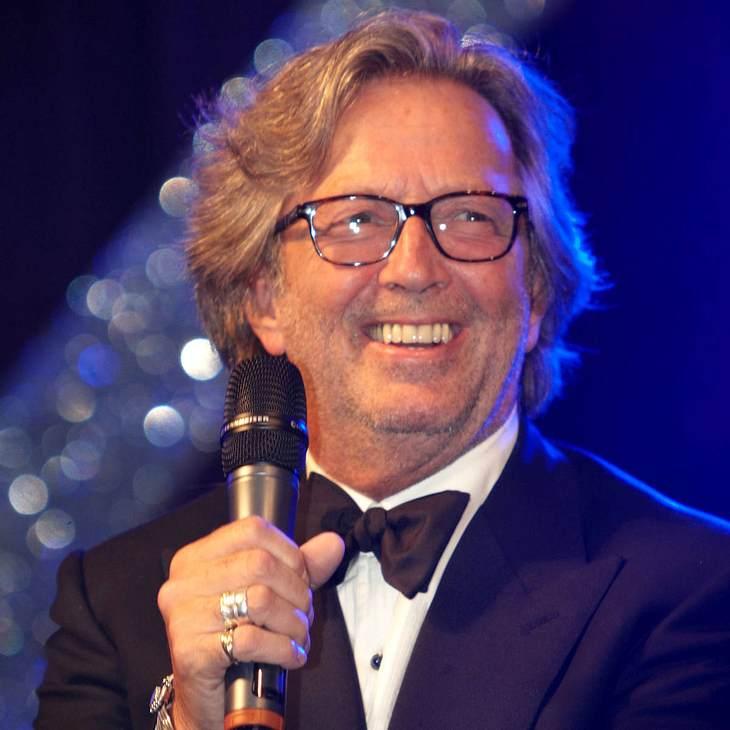 Eric Clapton will mit 70 nicht mehr auf Tour