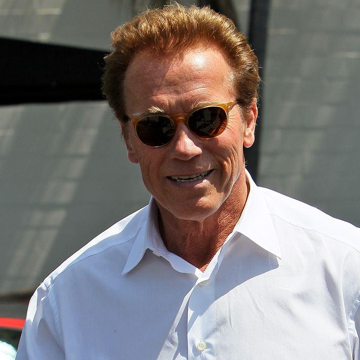 Arnold Schwarzenegger macht sich über seine Ehe lustig