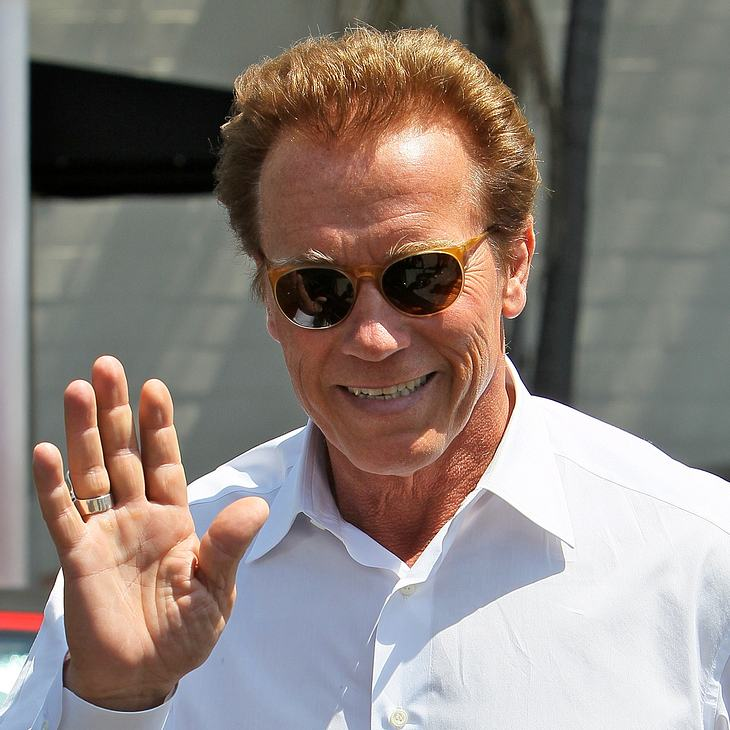 Arnold Schwarzenegger: Sohn aus Krankenhaus entlassen