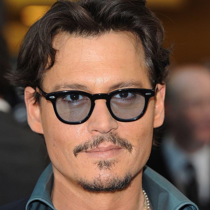 Johnny Depp: Keiner kleidet sich wie er!