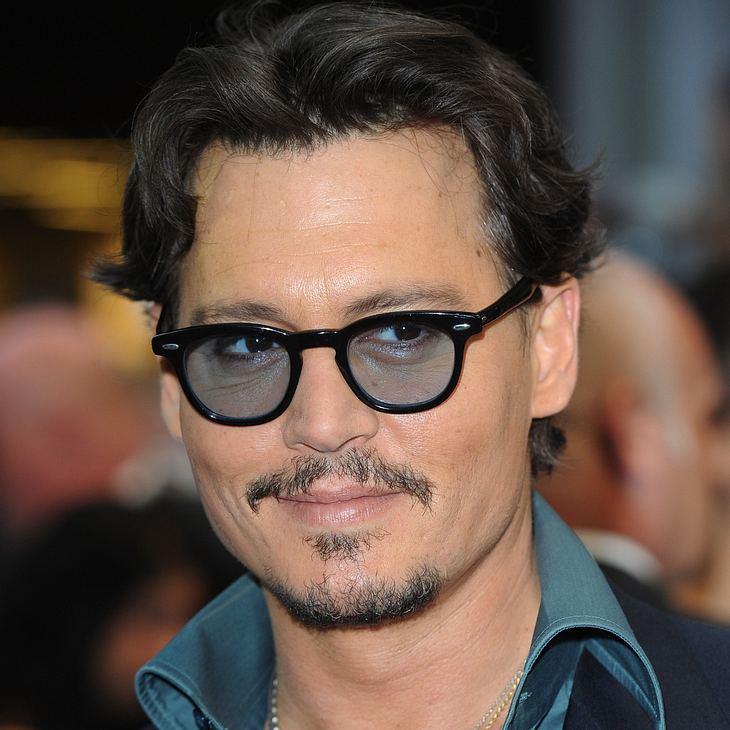 Johnny Depp kämpfte gegen die Verlockung