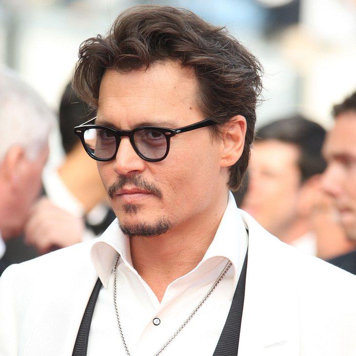 Johnny Depp wieder mit Amber Heard liiert