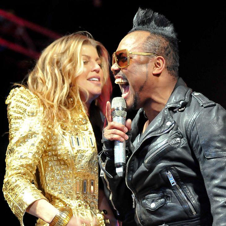 Black Eyed Peas organisieren Stars für Charity-Veranstaltung