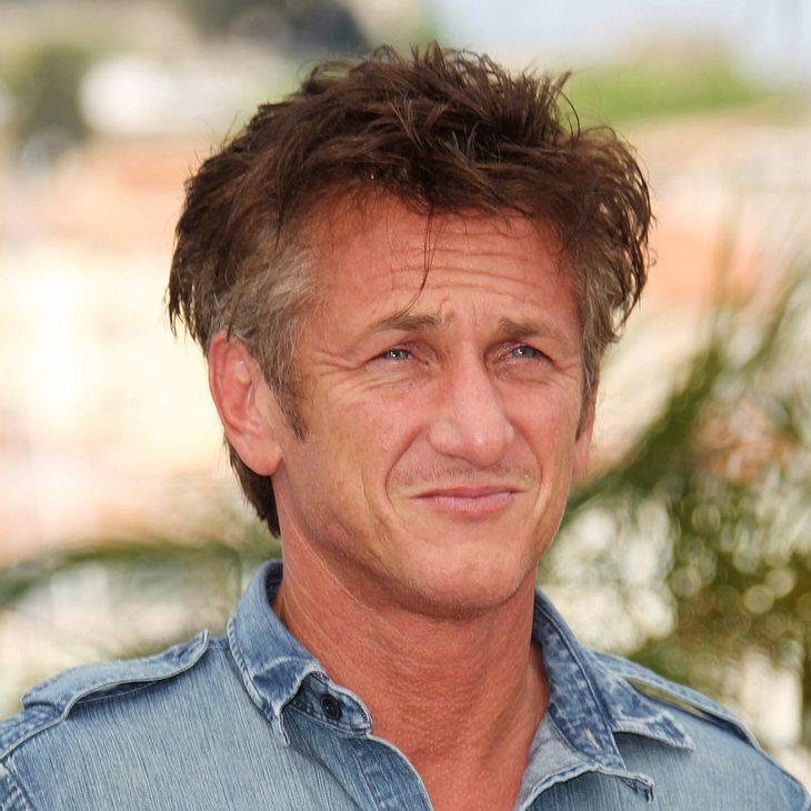 Sean Penn bändelt mit Model Nemcova an