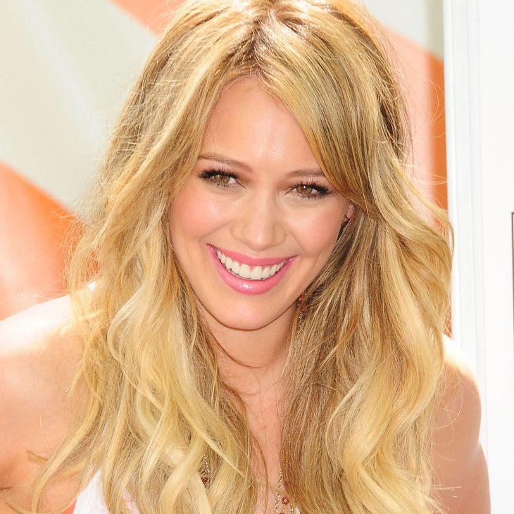 Hilary Duff ist schwanger