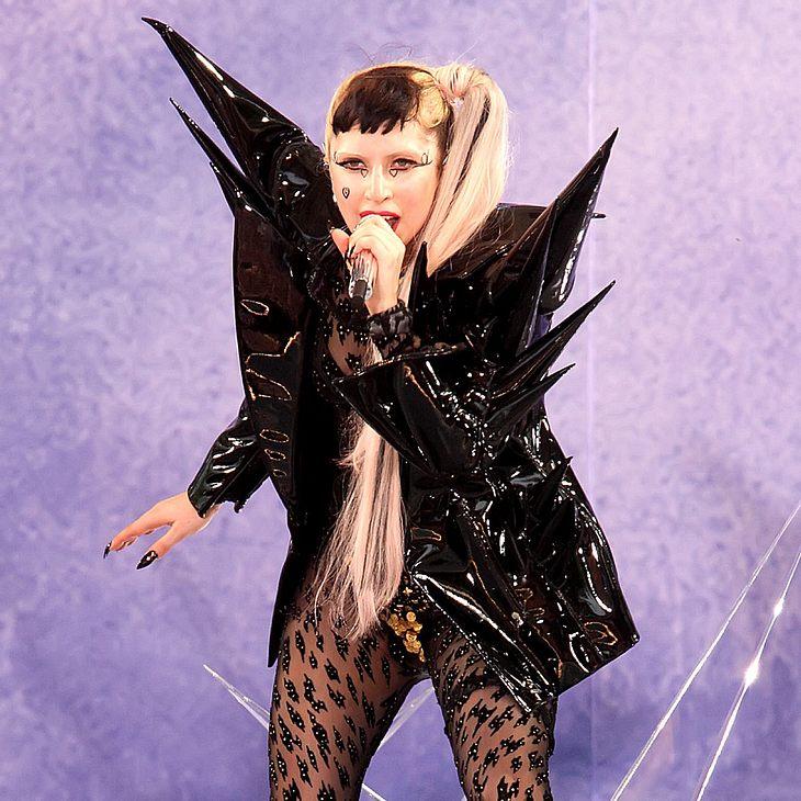 Lady Gaga: Intime Show für ihre Fans