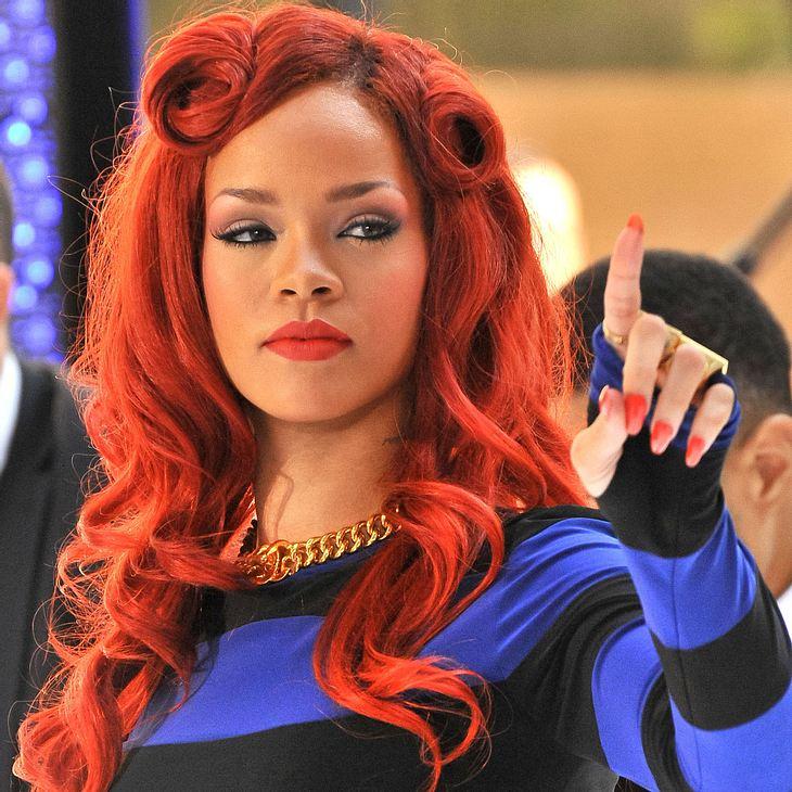 """Rihanna versteht Aufregung um """"Man Down""""-Video nicht"""