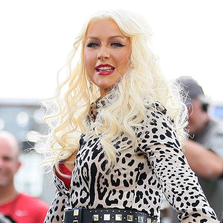 Christina Aguilera: Song mit Maroon 5