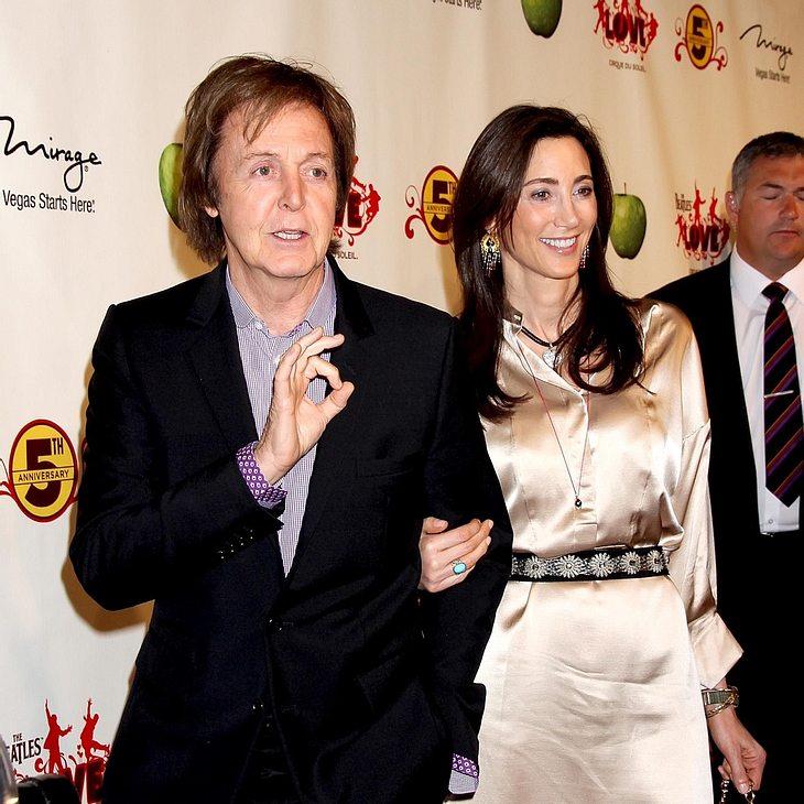 Paul McCartney: Gleicher Schauplatz wie bei erster Ehe