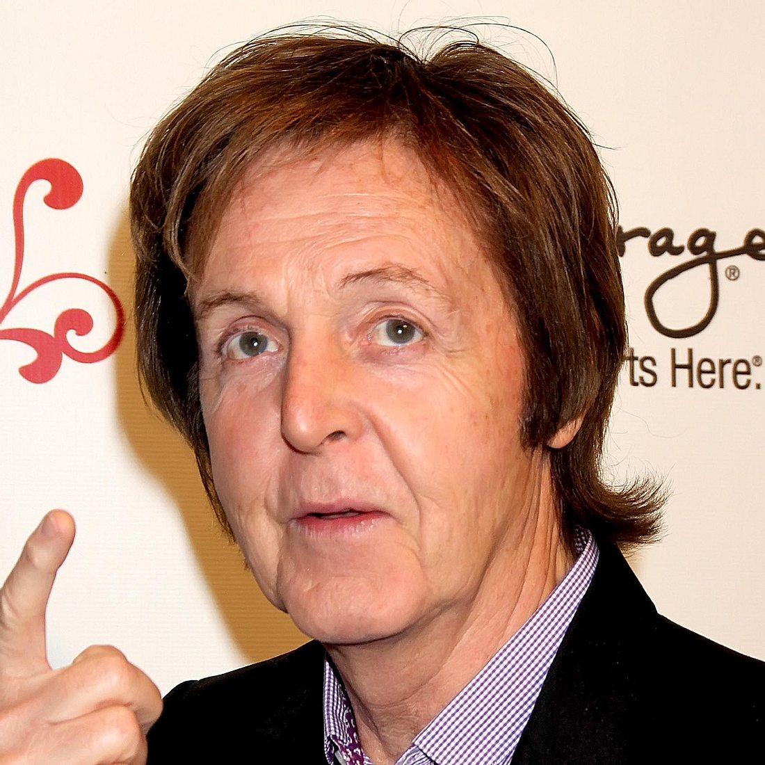Paul McCartney bringt Kochbuch auf den Markt