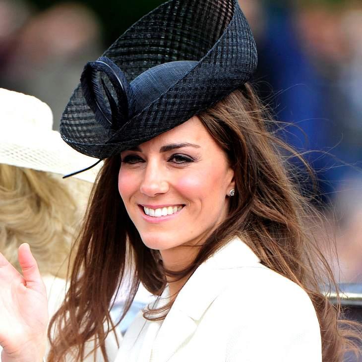Catherine Middleton: Wird es ein Mädchen?