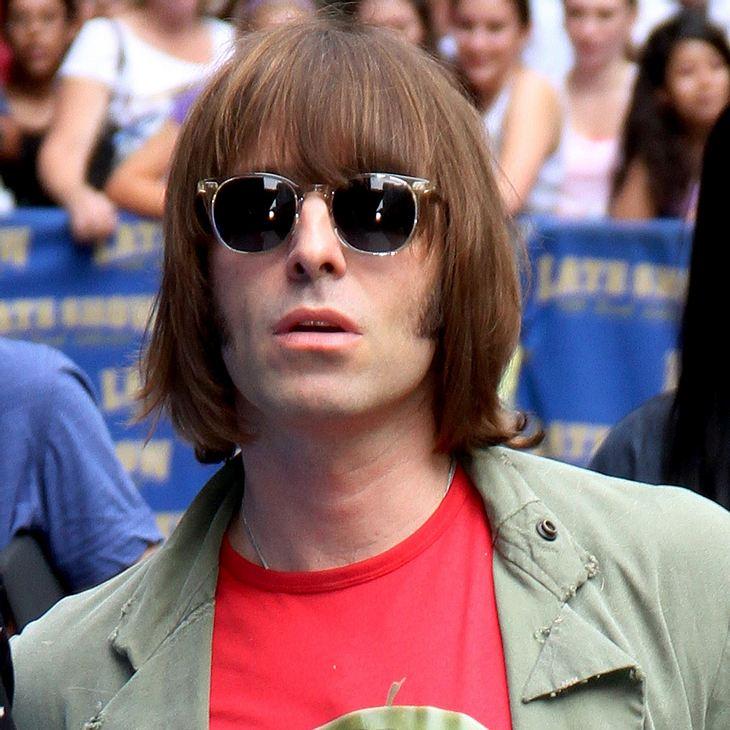 Liam Gallagher: Erster Auftritt mit neuer Band