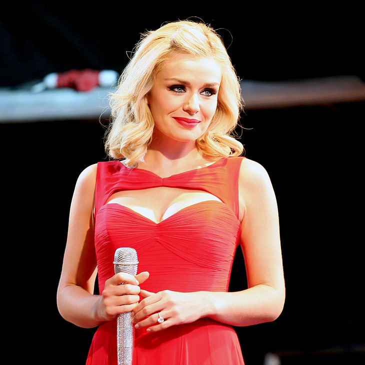 Katherine Jenkins: Stumm, um Stimme zu schonen
