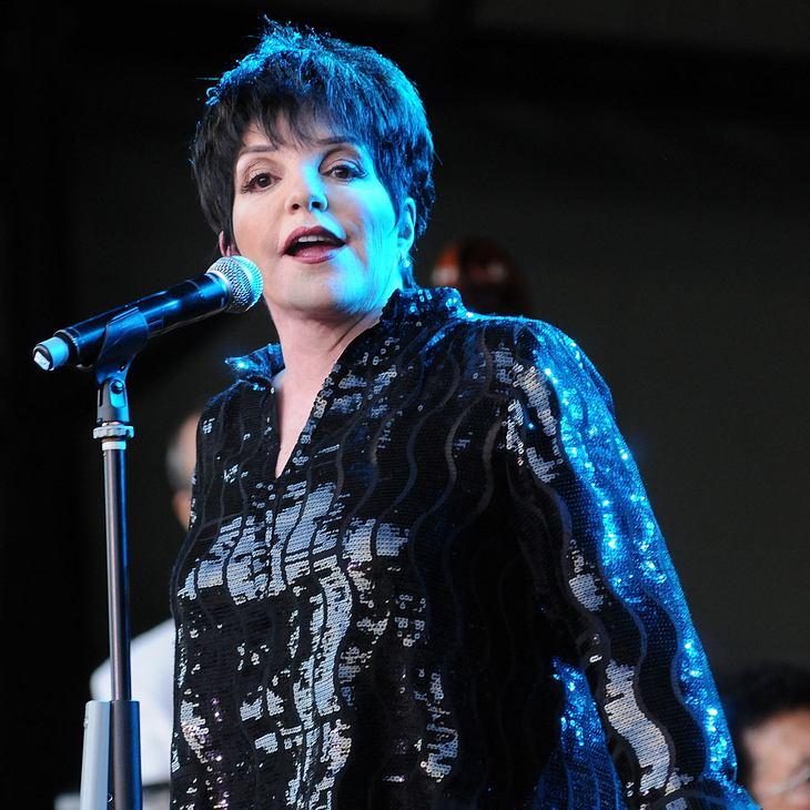 Liza Minnelli verschiebt Konzerte