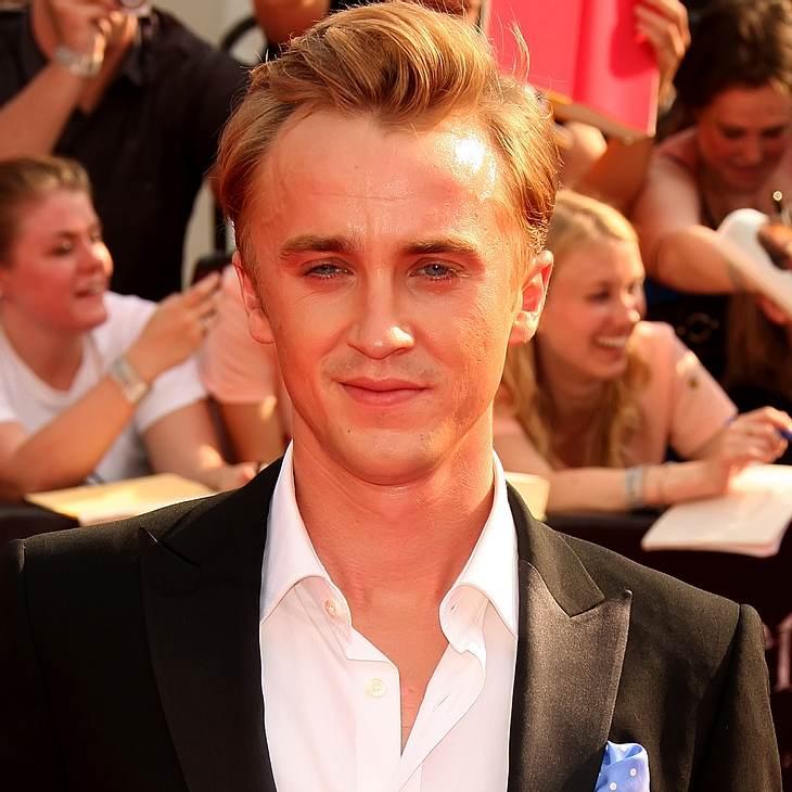 Tom Felton: Heimlich in Helena Bonham Carter verliebt