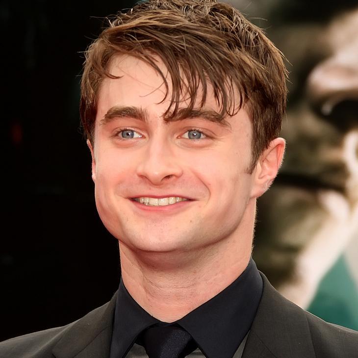Daniel Radcliffe zeigt seine Freundin