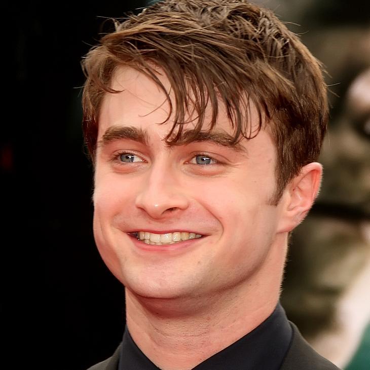 Daniel Radcliffe: Auf Liebe gewartet