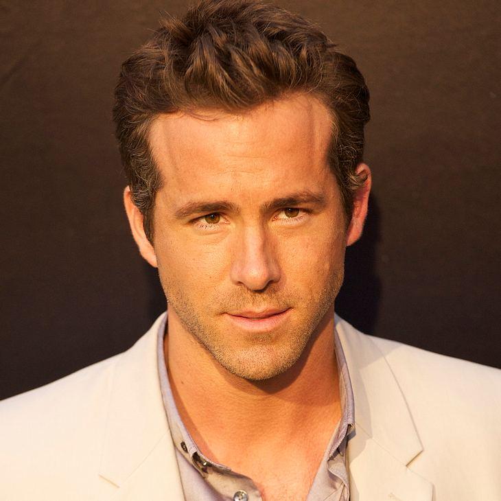 "Ryan Reynolds bald als ""Highlander""?"
