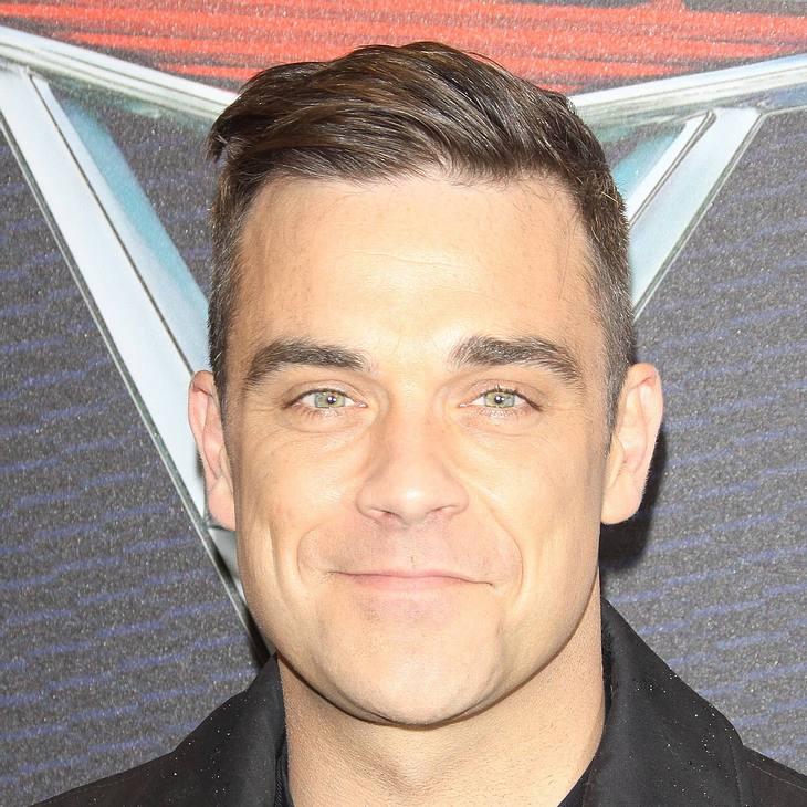 Robbie Williams: Souvenir von der Take That-Tour