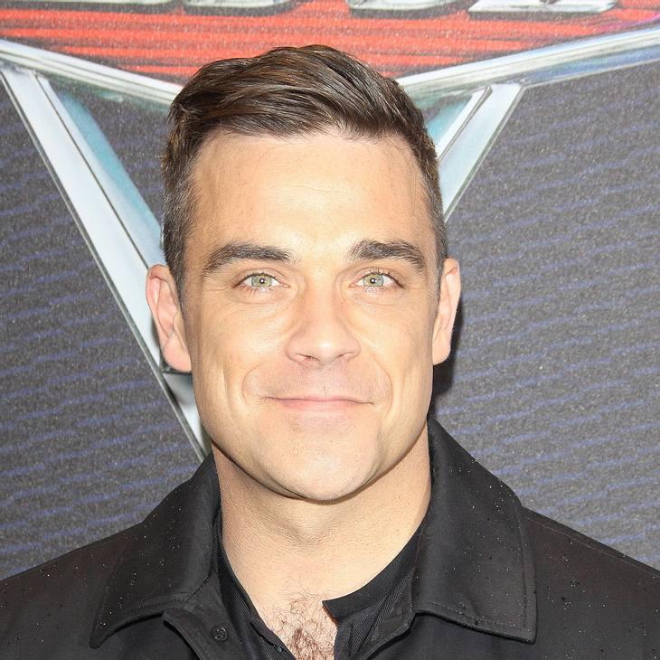 Robbie Williams arbeitet bereits an Soloalbum