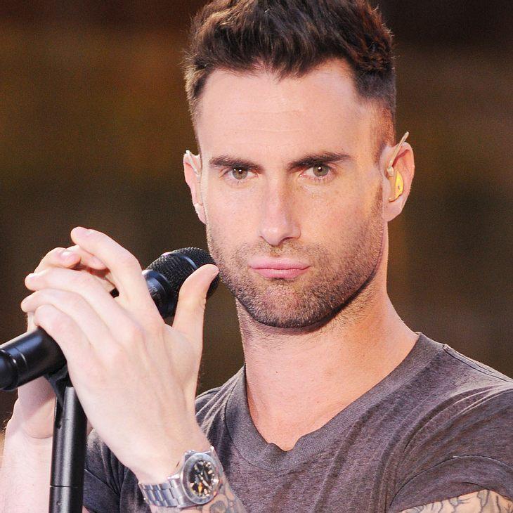 """Adam Levine: Angst wie ein """"Monster"""" auszusehen"""