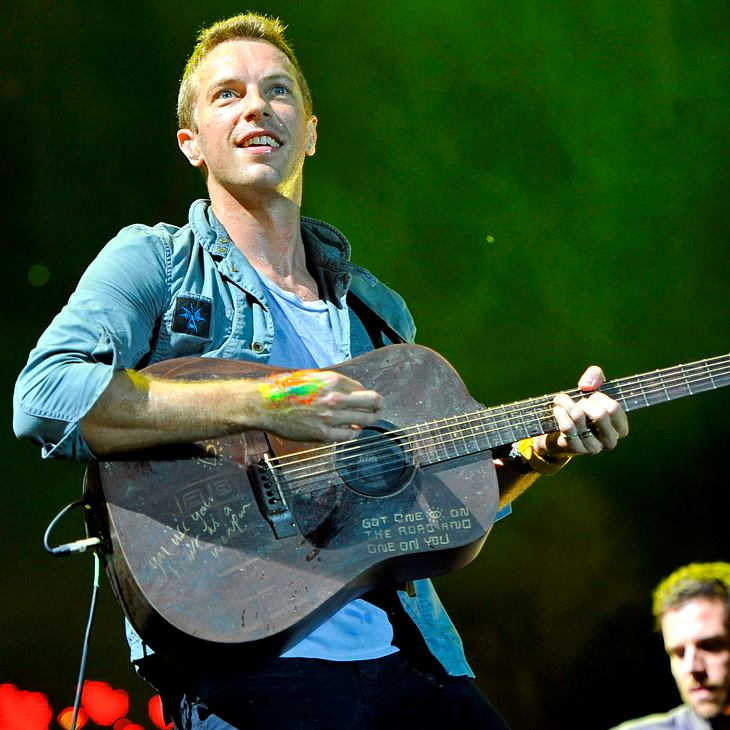 Coldplay zollen R.E.M. Tribut