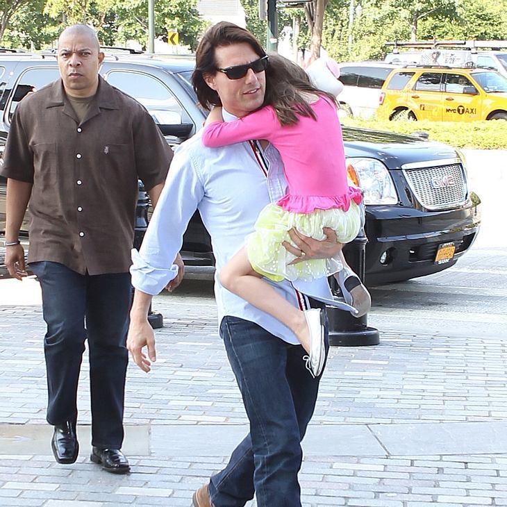 Tom Cruise: Kämpft er doch ums Sorgerecht?