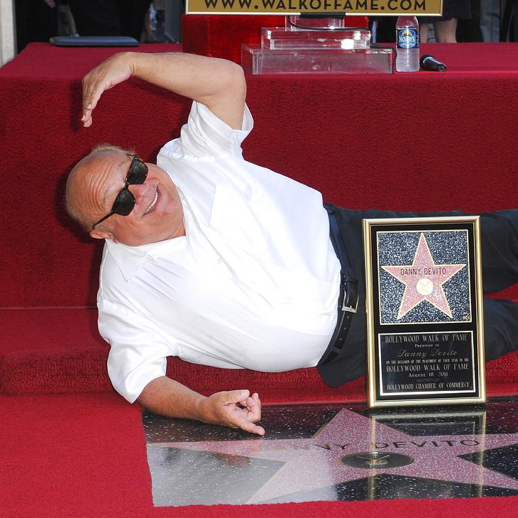 Danny DeVito: Stern auf dem Walk of Fame