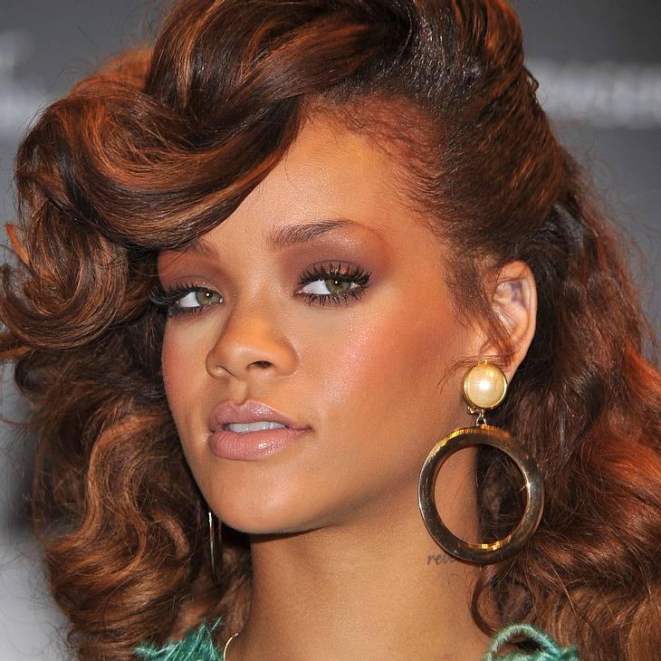 Rihanna: Mit Grippe im Krankenhaus
