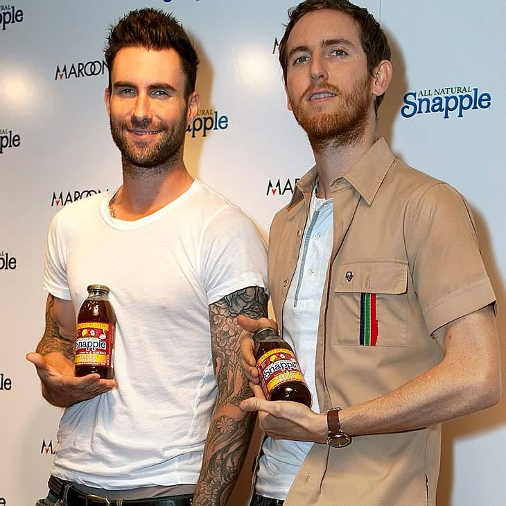 Maroon 5: Eigener Drink