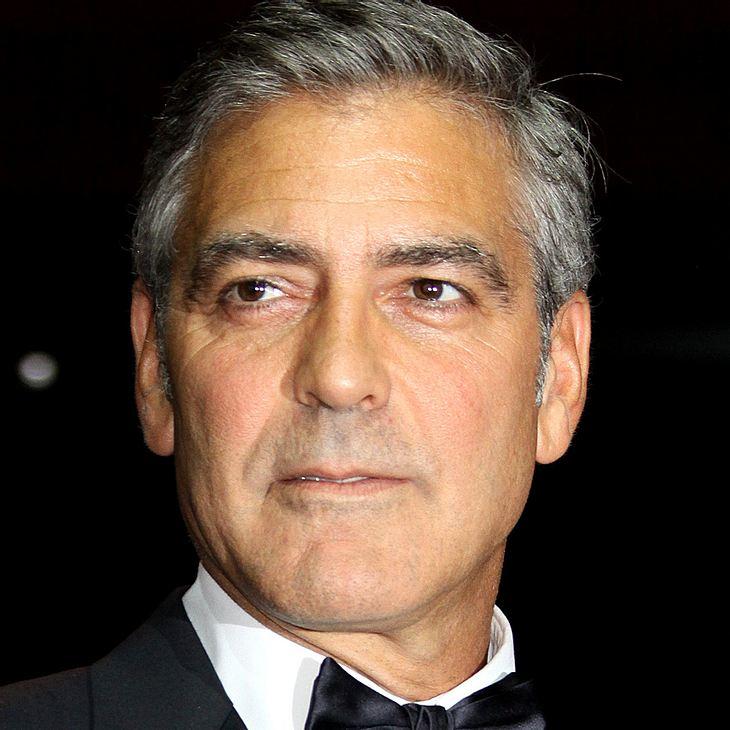 George Clooney feiert mit neuer Freundin beim Toronto Film Festival