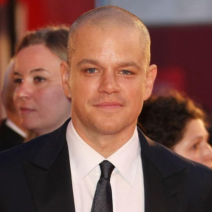 Matt Damon gibt sein Regie-Debüt