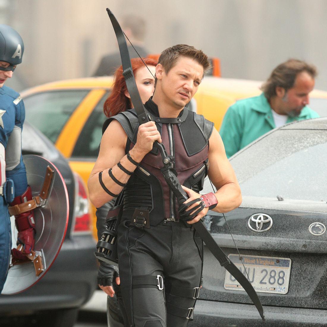 """Jeremy Renner kritisiert """"Avengers""""-Rolle"""