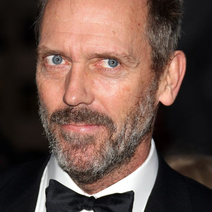Hugh Laurie: Schluss mit Fernsehen