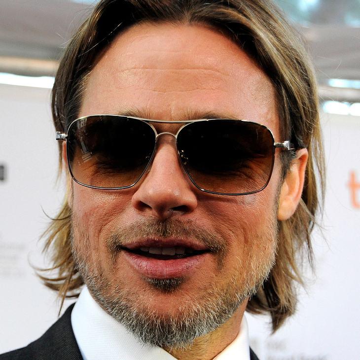 """Brad Pitt: """"Ich war schlecht im Baseball"""""""