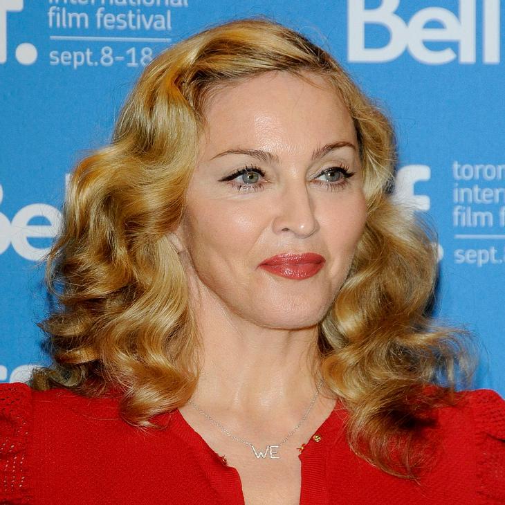 Madonna: Tour-LKW verunglückt