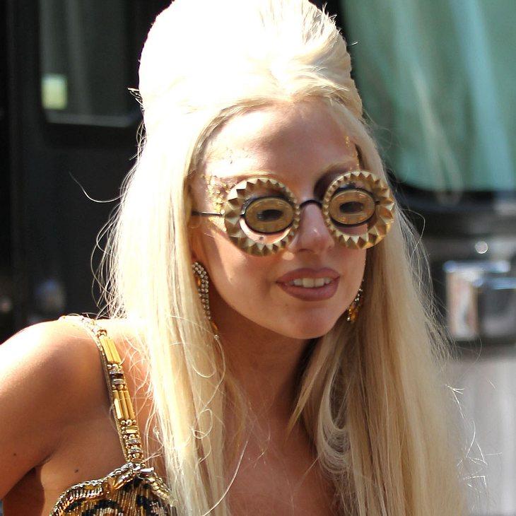 Lady Gaga zeigt Kurzfilm bei Fashion Week in Paris