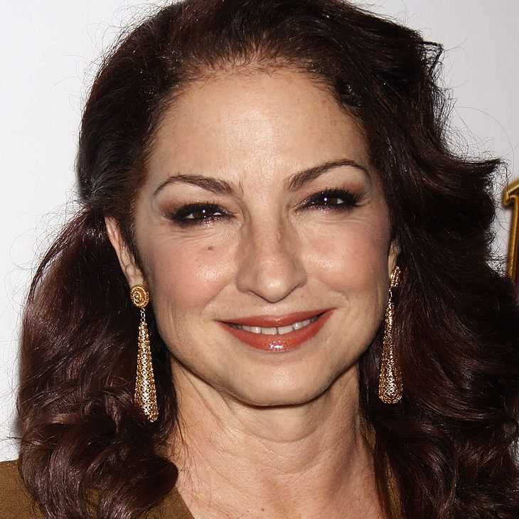 Gloria Estefan wird Model