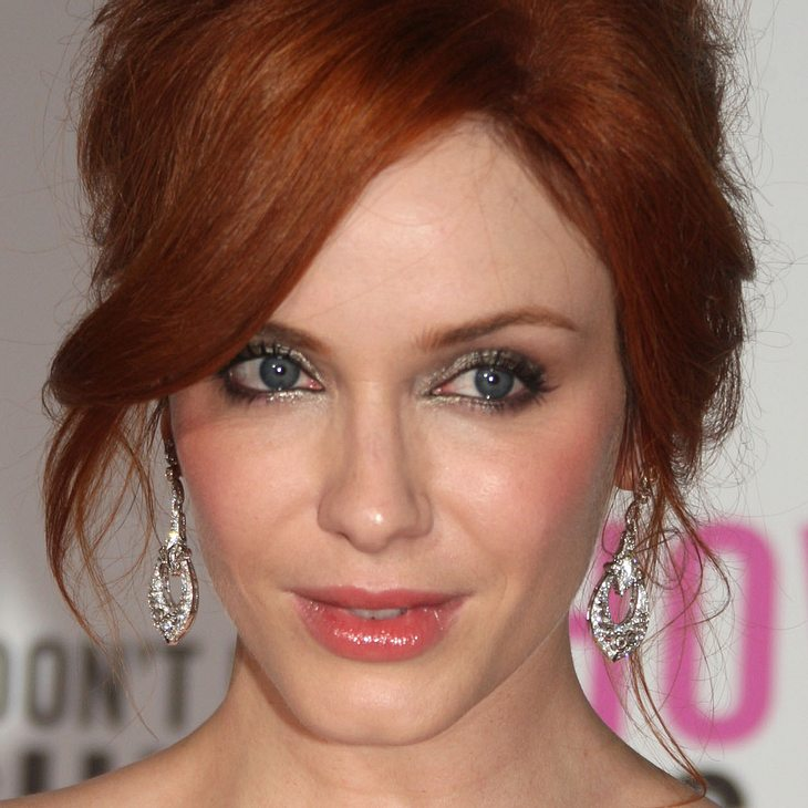 "Christina Hendricks wäre gern ""Wonder Woman"""